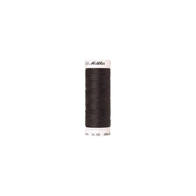 Fil polyester Mettler 200m Couleur n°0324 Fumée