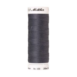 Mettler Polyester Sewing Thread (200m) Color #0343 Dimgray