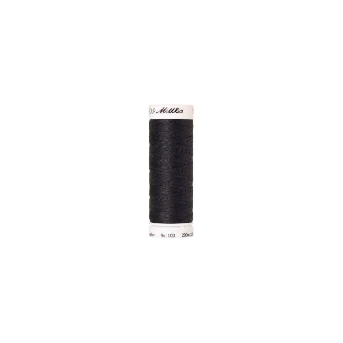Mettler Polyester Sewing Thread (200m) Color 0348 Mole Grey