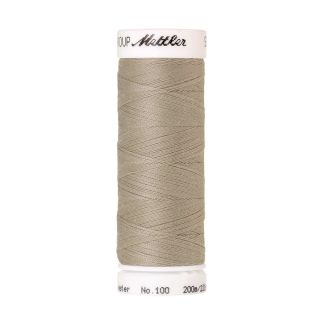 Mettler Polyester Sewing Thread (200m) Color #0372 Tan Tone