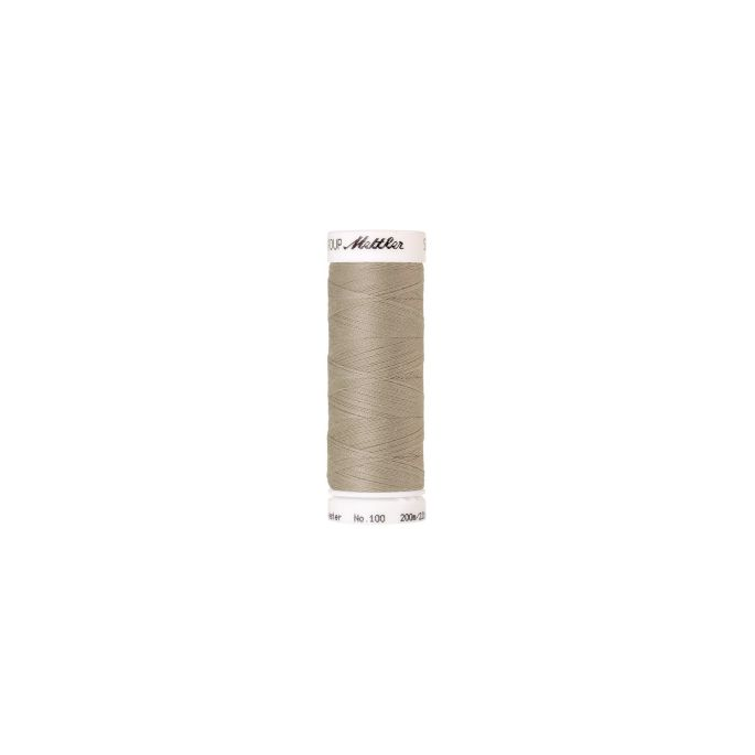 Mettler Polyester Sewing Thread (200m) Color 0372 Tan Tone