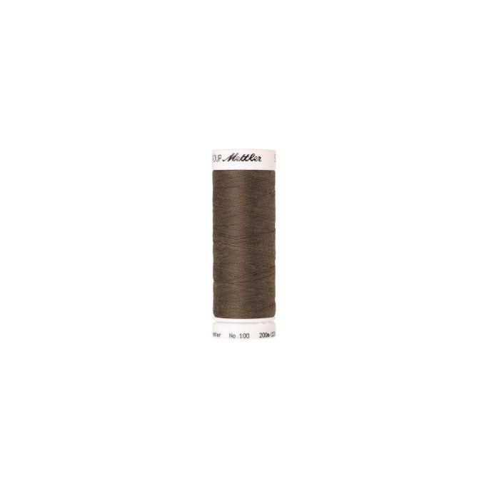 Fil polyester Mettler 200m Couleur n°0381 Sauge