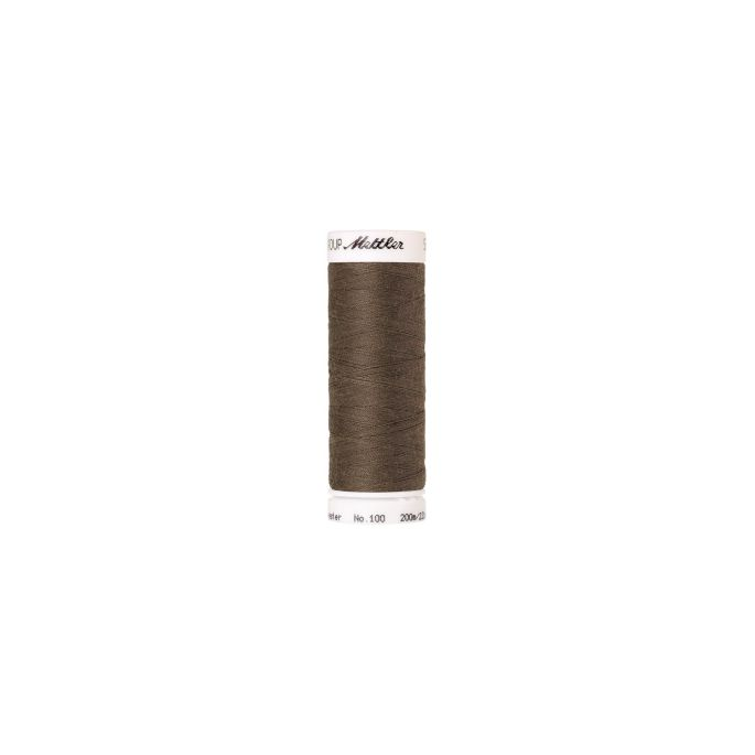 Mettler Polyester Sewing Thread (200m) Color 0381 Sage