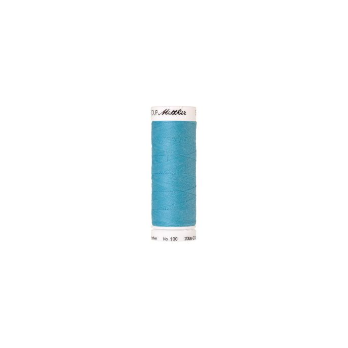 Mettler Polyester Sewing Thread (200m) Color 0409 Turquoise