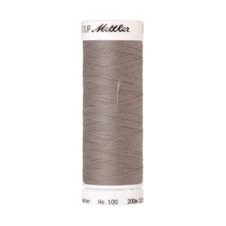 Mettler Polyester Sewing Thread (200m) Color #0413 Titan Grey