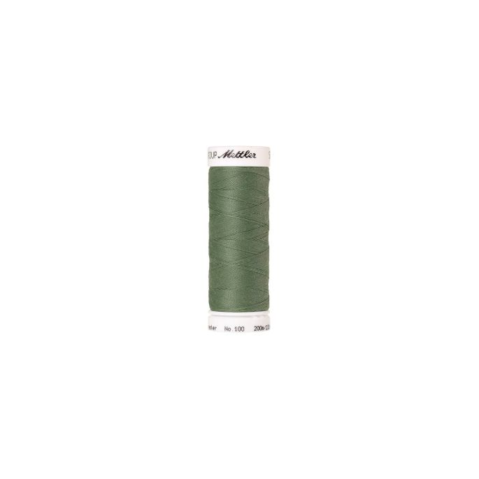 Mettler Polyester Sewing Thread (200m) Color 0646 Palm Leaf