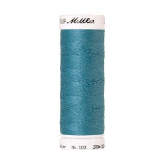 Mettler Polyester Sewing Thread (200m) Color #0722 Glacier Blue