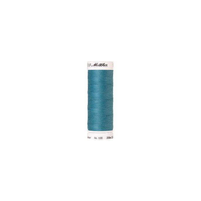 Mettler Polyester Sewing Thread (200m) Color 0722 Glacier Blue