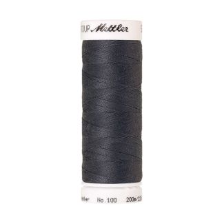 Mettler Polyester Sewing Thread (200m) Color #0878 Mousy Grey