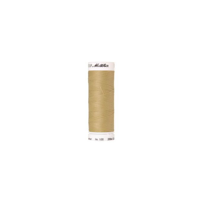 Mettler Polyester Sewing Thread (200m) Color 0890 Wheat