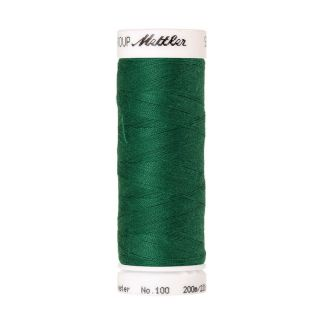 Fil polyester Mettler 200m Couleur n°0909 Vert Pelouse
