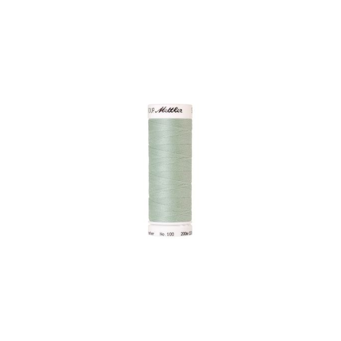 Fil polyester Mettler 200m Couleur n°1090 Vert d'Eau