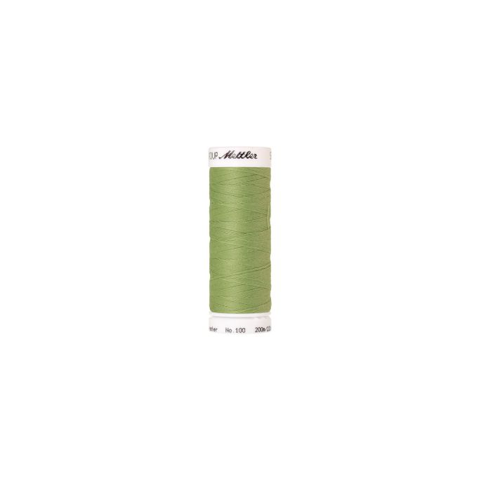 Fil polyester Mettler 200m Couleur n°1098 Kiwi