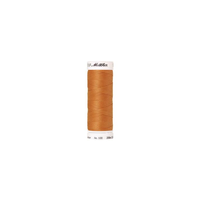 Mettler Polyester Sewing Thread (200m) Color 1172 Dried Apricot