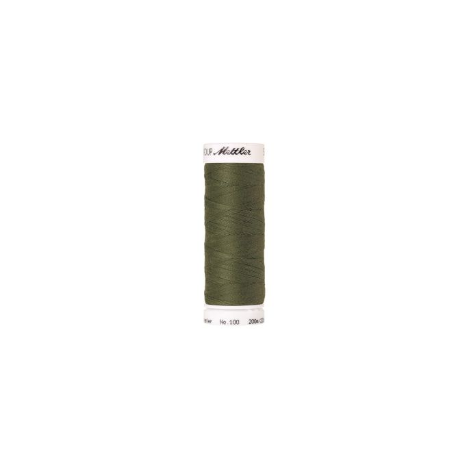 Mettler Polyester Sewing Thread (200m) Color 1210 Sea Grass