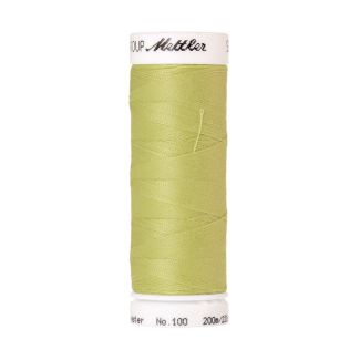 Mettler Polyester Sewing Thread (200m) Color #1343 Spring Green
