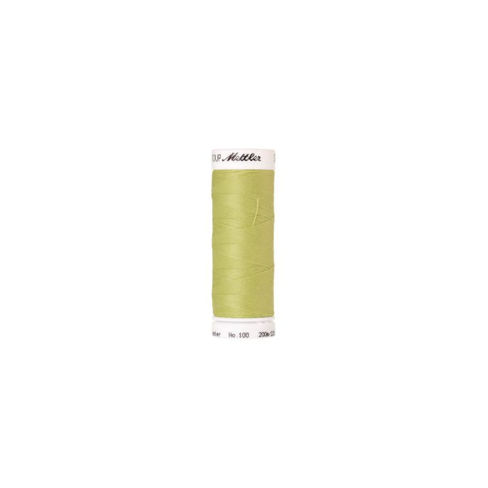 Mettler Polyester Sewing Thread (200m) Color 1343 Spring Green