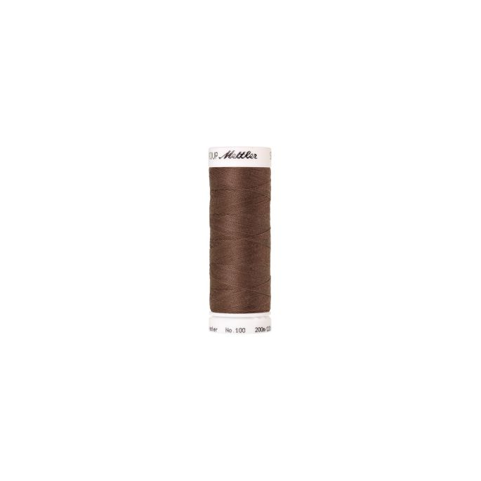 Mettler Polyester Sewing Thread (200m) Color 1380 Espresso
