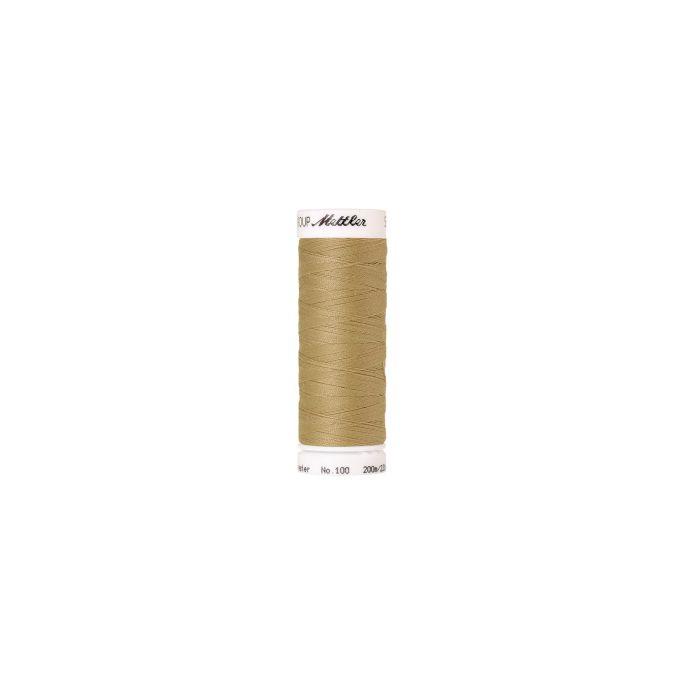 Fil polyester Mettler 200m Couleur n°1385 Rotin