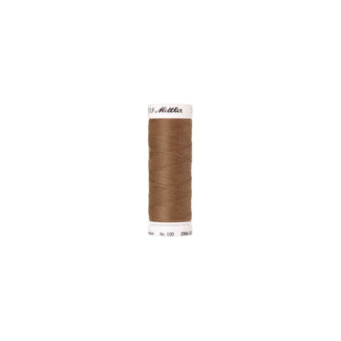 Mettler Polyester Sewing Thread (200m) Color 1424 Light Pecan