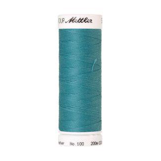 Fil polyester Mettler 200m Couleur n°1440 Lac de Montagne