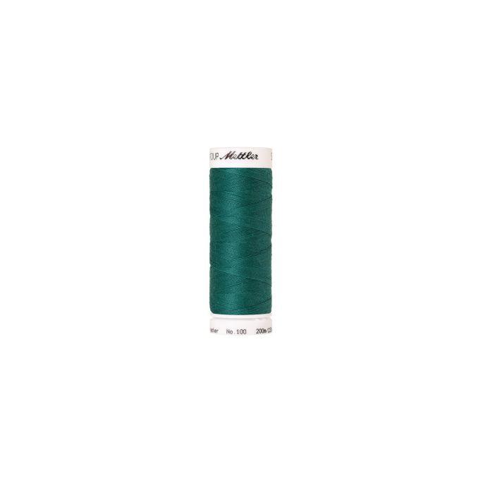 Fil polyester Mettler 200m Couleur n°1473 Mer Verte
