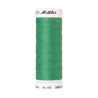 Mettler Polyester Sewing Thread (200m) Color #1474 Treillis Gree