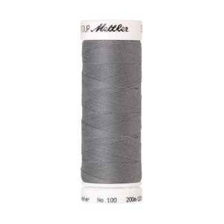 Mettler Polyester Sewing Thread (200m) Color #3501 Summer Grey