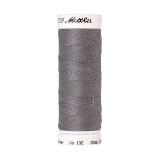 Mettler Polyester Sewing Thread (200m) Color #3506 Metal