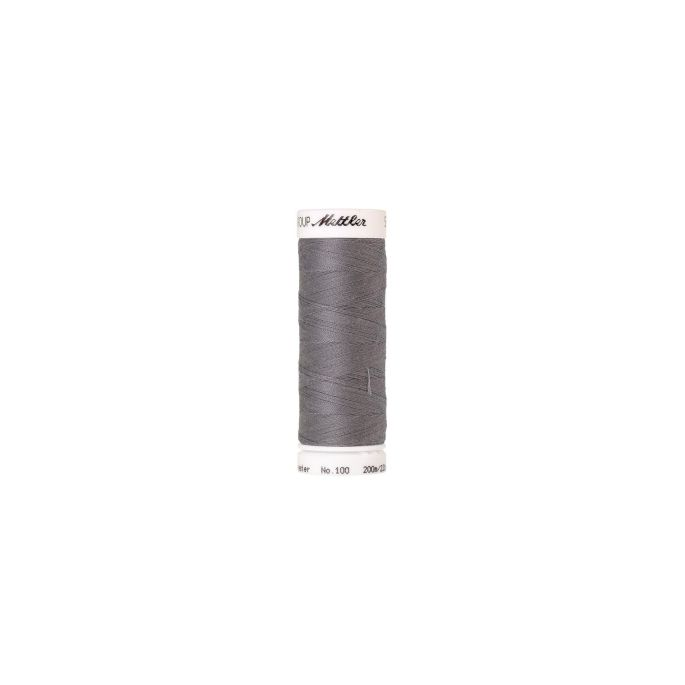 Mettler Polyester Sewing Thread (200m) Color 3506 Metal