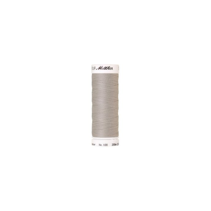Mettler Polyester Sewing Thread (200m) Color 3525 Fog