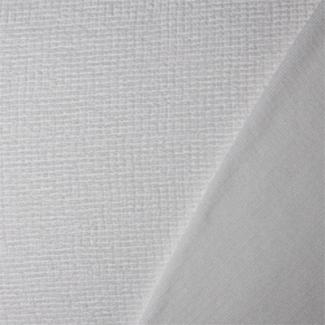 Voile respirant drainant Blanc (2m)