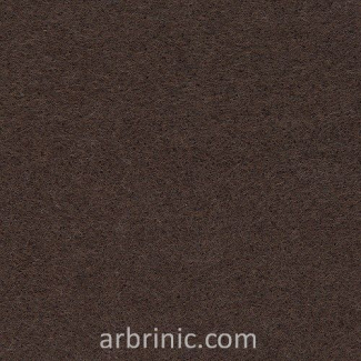 Felt Sheet A4 Dark Brown
