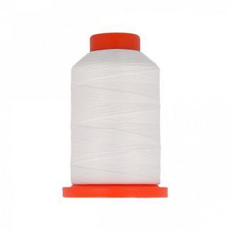 Fil Mousse Polyester (1000m) Blanc