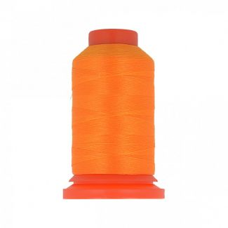 Polyester Overlock Thread (1000m) Orange