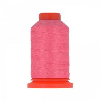 Polyester Overlock Thread (1000m) Fucshia Pink