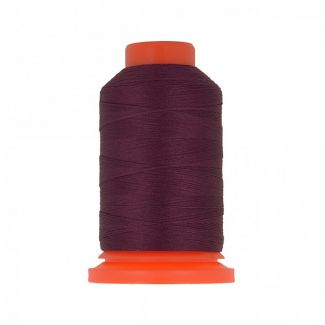 Polyester Overlock Thread (1000m) Burgundy