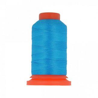 Fil Mousse Polyester (1000m) Bleu Gitane