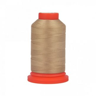 Polyester Overlock Thread (1000m) Light Brown