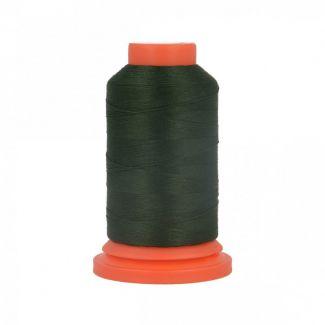 Polyester Overlock Thread (1000m) Bottle Green