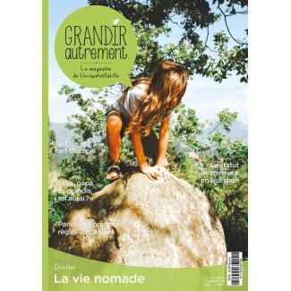 Grandir Autrement n°78 Vie nomade