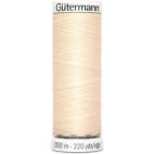 Fil polyester Gutermann 200m Couleur 414