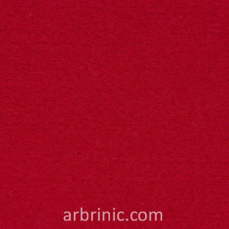 Felt Sheet A4 Dark Red