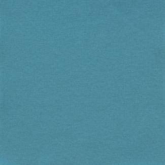 Interlock de coton bio GOTS Pagoda Blue
