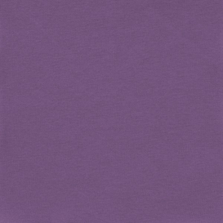 Interlock de coton bio GOTS Dusty Lavender