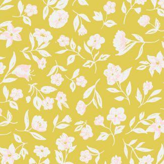 Satin Coton Bio Wildflower Blossom Cloud9