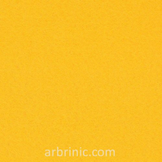 Felt Sheet A4 Sun Yellow