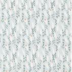 Organic cotton Popeline Stockbridge Wheatley Green Cloud9