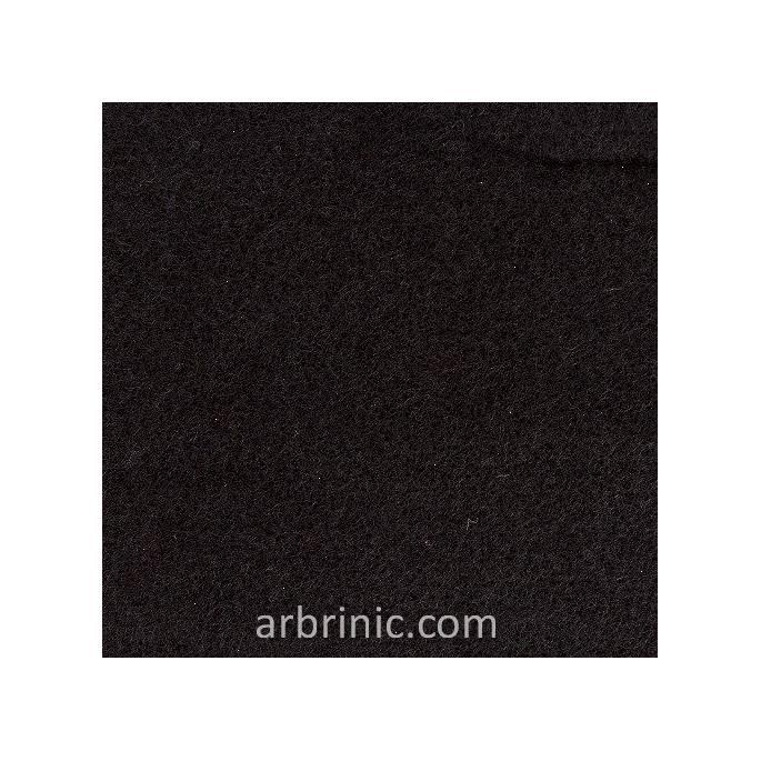 Feutrine Feuille A4 Noir