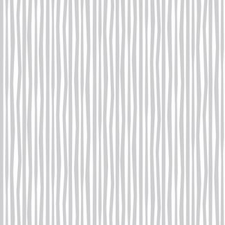 Flanelle coton bio Straws Gray Cloud9